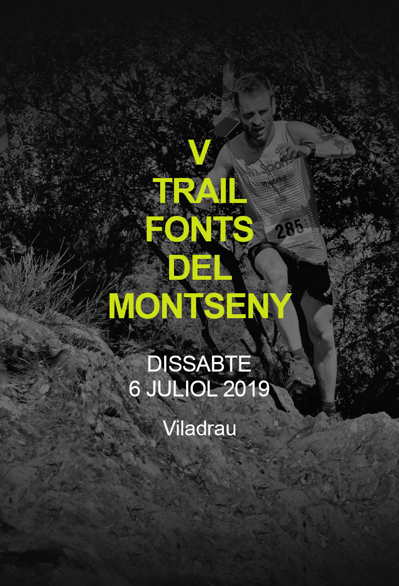 Tail Fonts del Montseny 2019